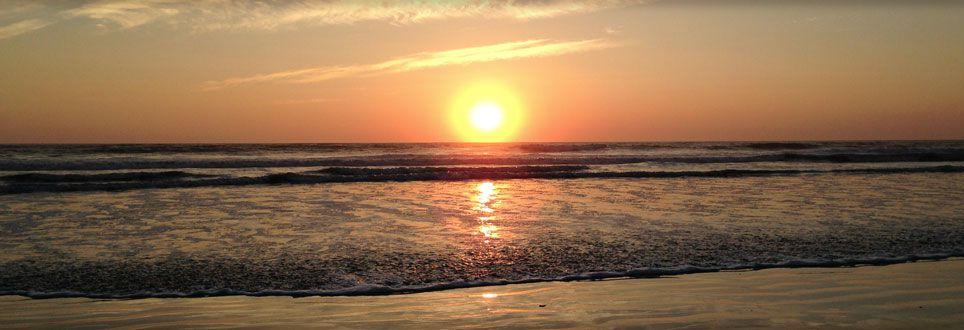Coucher de soleil Oléron